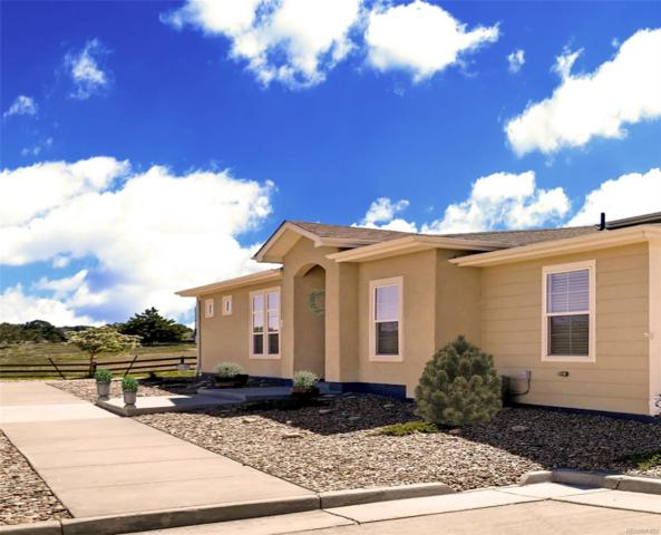 6958 Crestop Place C, Parker, CO 80138 (MLS #3296099) :: 8z Real Estate