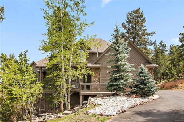 11292 Belle Meade Drive, Conifer, CO 80433 (#3296228) :: The DeGrood Team