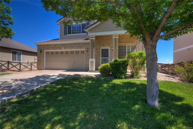 14967 E 119th Avenue, Commerce City, CO 80603 (#3296309) :: The Peak Properties Group