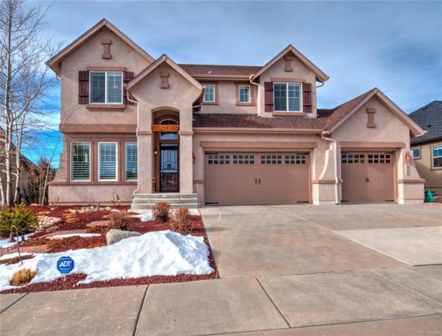 558 Burke Hollow Drive, Monument, CO 80132 (#3296789) :: The DeGrood Team
