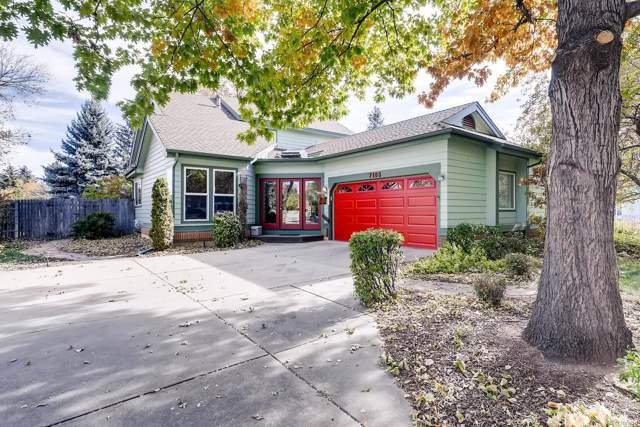 7183 Dry Creek Court, Niwot, CO 80503 (#3297320) :: Mile High Luxury Real Estate