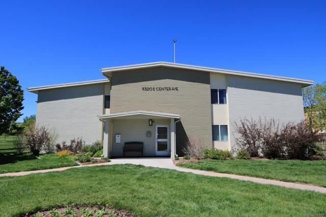 9320 E Center Avenue 7A, Denver, CO 80247 (#3297537) :: 5281 Exclusive Homes Realty