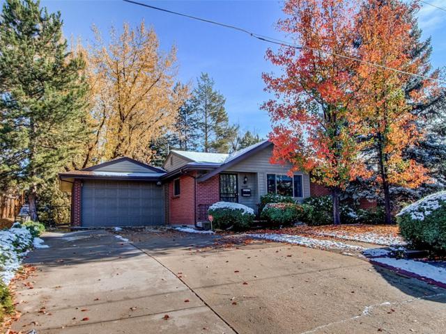 6480 S University Boulevard, Centennial, CO 80121 (#3297575) :: Bring Home Denver