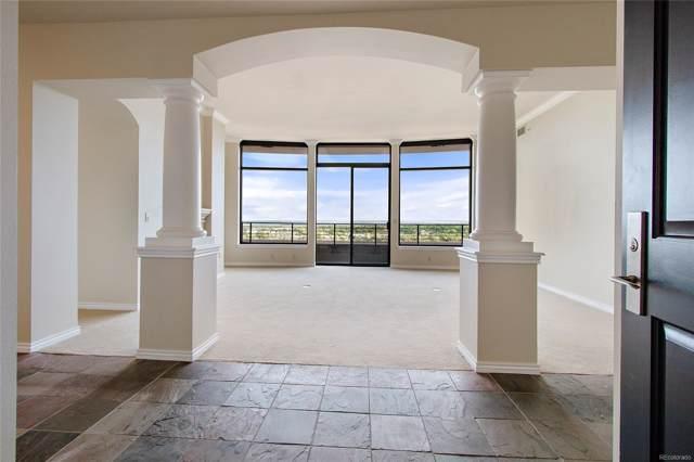 8100 E Union Avenue #1901, Denver, CO 80237 (#3297713) :: 5281 Exclusive Homes Realty
