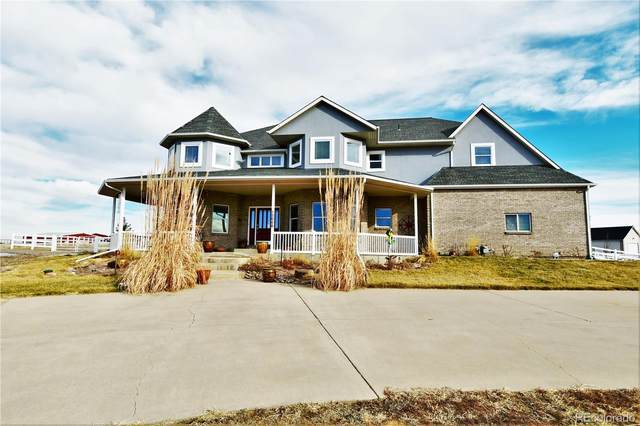 15000 Overland Trail, Brighton, CO 80603 (MLS #3297826) :: 8z Real Estate