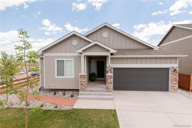 13797 Park Meadows Drive, Peyton, CO 80831 (MLS #3297975) :: 8z Real Estate