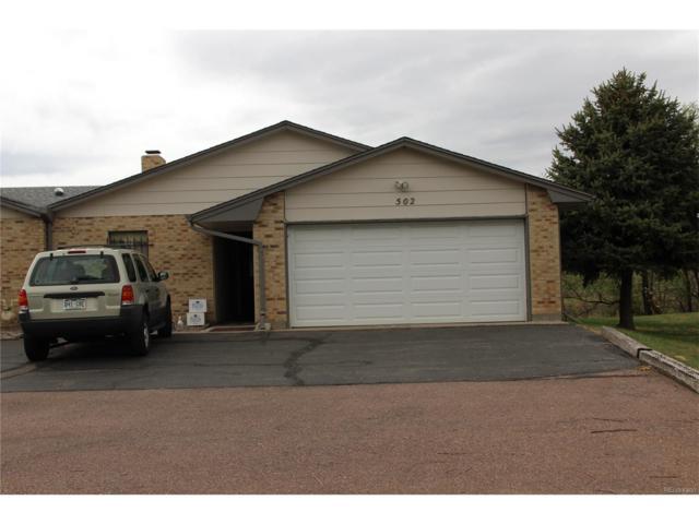 502 Lakewood Circle, Colorado Springs, CO 80910 (#3298168) :: Wisdom Real Estate