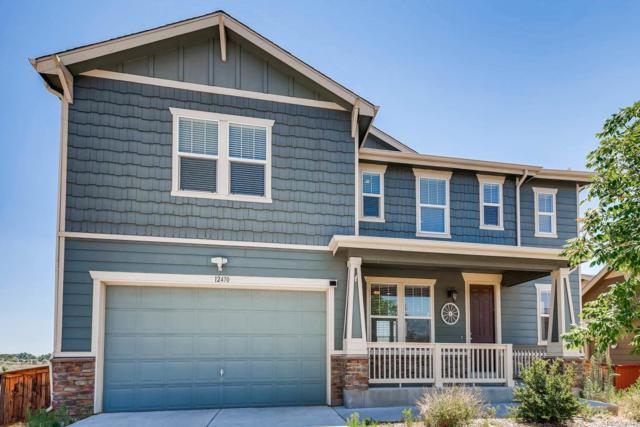 12470 E Village Circle, Commerce City, CO 80603 (#3298451) :: My Home Team