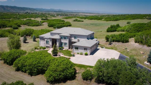 3022 Castle Butte Drive, Castle Rock, CO 80109 (MLS #3298695) :: 8z Real Estate