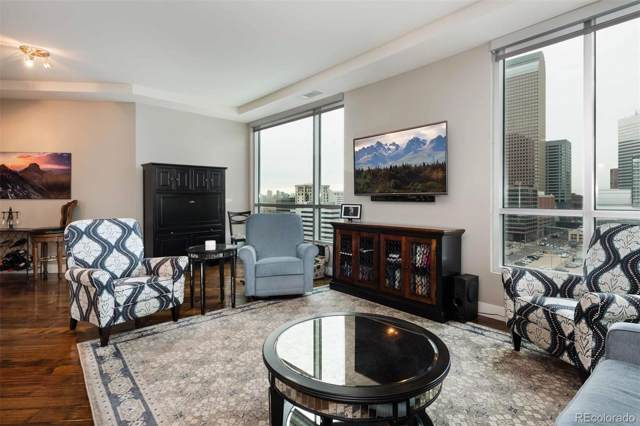 2001 Lincoln Street #1211, Denver, CO 80202 (MLS #3298805) :: Bliss Realty Group