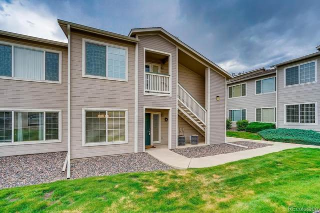 8334 Pebble Creek Way #103, Highlands Ranch, CO 80126 (#3299816) :: The DeGrood Team