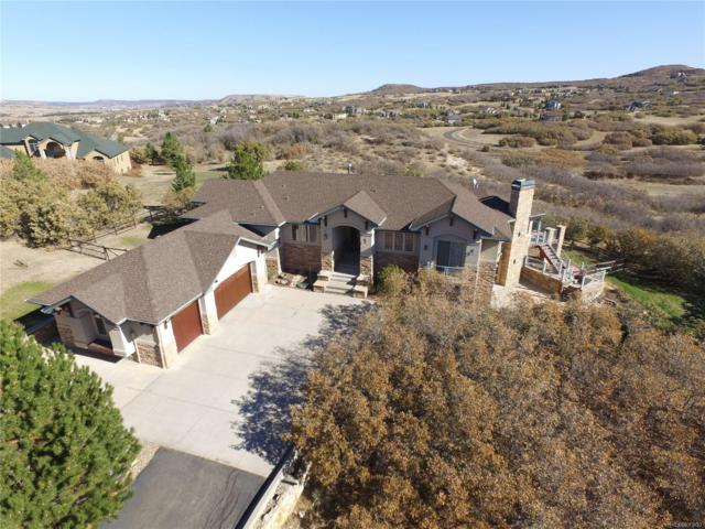 4078 Enchantra Circle, Castle Rock, CO 80104 (MLS #3300408) :: Bliss Realty Group