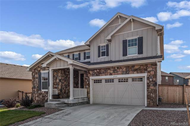 2964 E 159TH Way, Thornton, CO 80602 (#3300492) :: The Healey Group