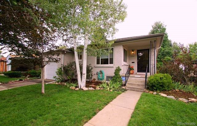1150 S Jackson Street, Denver, CO 80210 (MLS #3300942) :: Clare Day with Keller Williams Advantage Realty LLC