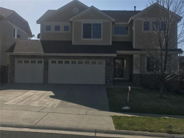 11829 S Breeze Grass Way, Parker, CO 80134 (#3301002) :: The Peak Properties Group