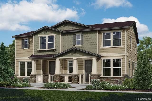 3358 Emily Street, Castle Rock, CO 80109 (MLS #3301040) :: The Sam Biller Home Team