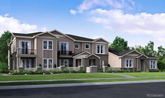 15432 W 65th Avenue B, Arvada, CO 80007 (#3301161) :: Bring Home Denver