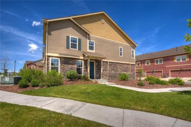 12724 Leyden Street E, Thornton, CO 80602 (#3301426) :: Peak Properties Group