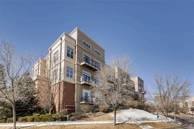 5677 S Park Place Avenue 204D, Greenwood Village, CO 80111 (#3302013) :: The City and Mountains Group