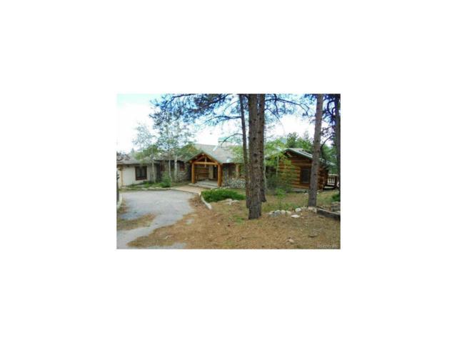 24043 Eagle Cliff Trail, Conifer, CO 80433 (MLS #3302348) :: 8z Real Estate
