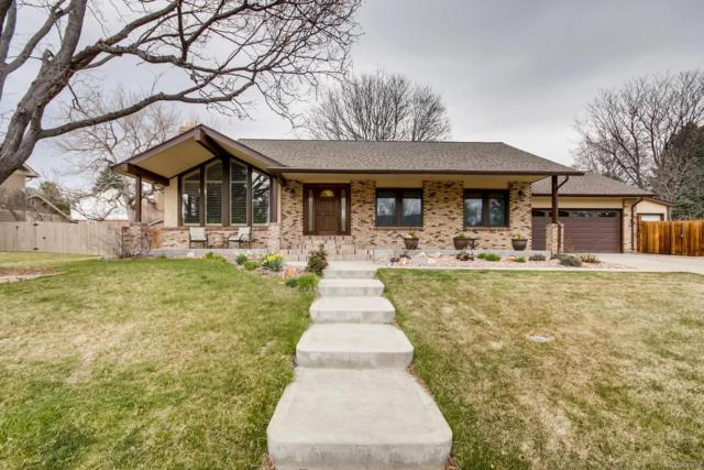 5401 W Fair Drive, Littleton, CO 80123 (MLS #3302373) :: 8z Real Estate