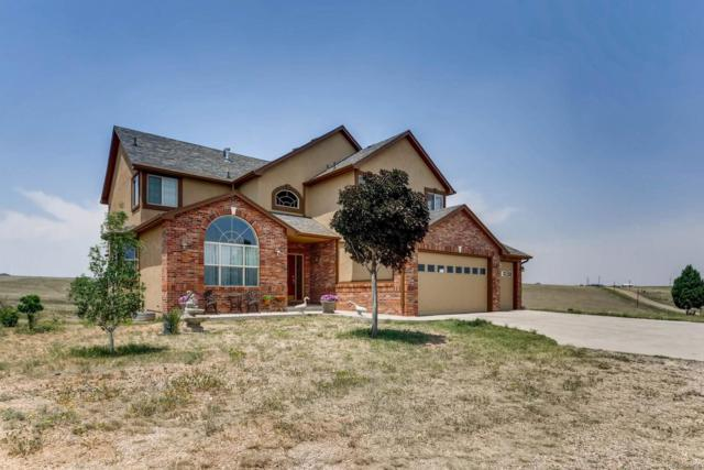 46995 Foxwood Drive, Elizabeth, CO 80107 (#3302704) :: HomeSmart Realty Group