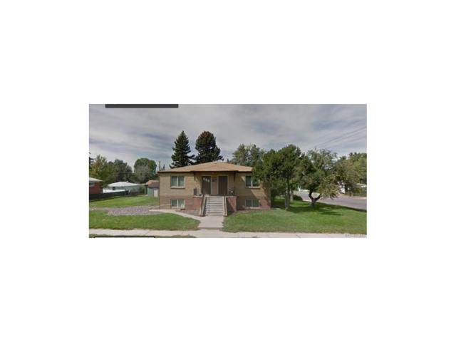 4301 S Delaware Street, Englewood, CO 80110 (#3302738) :: ParkSide Realty & Management