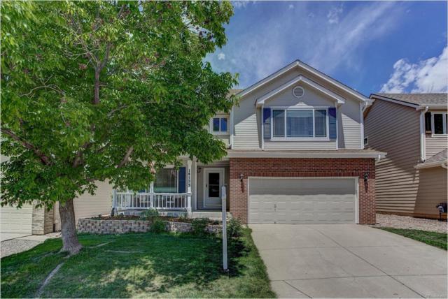 14153 W Warren Circle, Lakewood, CO 80228 (#3303028) :: The HomeSmiths Team - Keller Williams