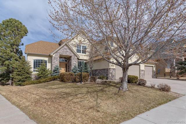 1183 Foursome Drive, Castle Rock, CO 80104 (#3303605) :: My Home Team