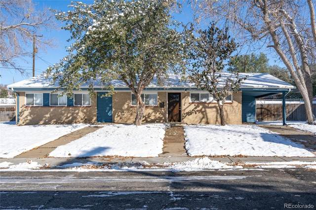9175 Cole Drive, Arvada, CO 80004 (MLS #3303714) :: Bliss Realty Group