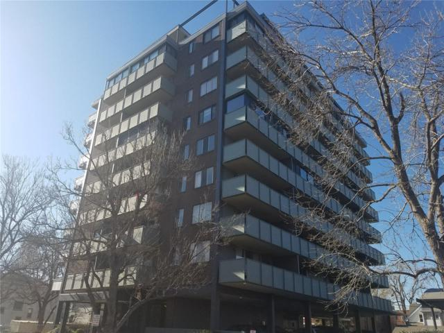 909 N Lafayette Street #405, Denver, CO 80218 (#3303742) :: The Griffith Home Team