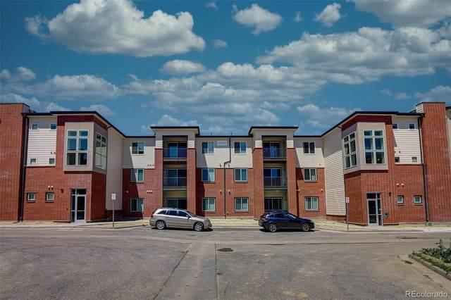 981 S Sable Boulevard #307, Aurora, CO 80012 (#3303823) :: Stephanie Fryncko | Keller Williams Integrity