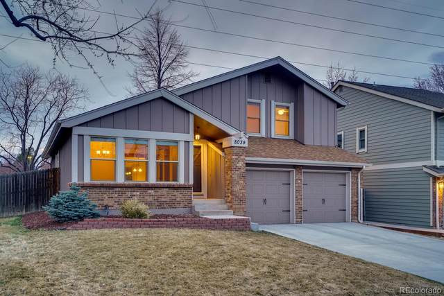 8039 S Quince Circle, Centennial, CO 80112 (MLS #3304126) :: Kittle Real Estate