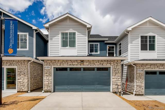 5344 Canyon View Drive #14, Castle Rock, CO 80104 (MLS #3304504) :: Keller Williams Realty