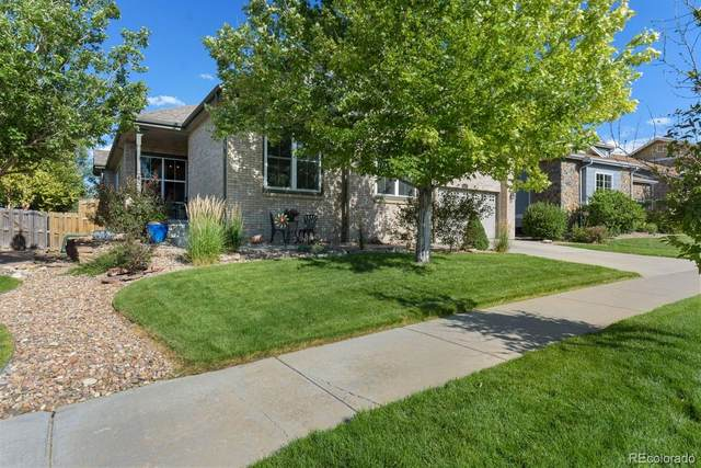 6504 S Millbrook Way, Aurora, CO 80016 (MLS #3305145) :: Bliss Realty Group