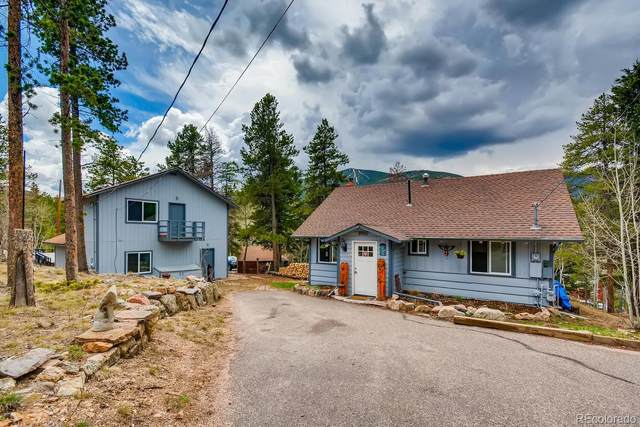 8960 Rex Lane, Conifer, CO 80433 (#3305345) :: Wisdom Real Estate