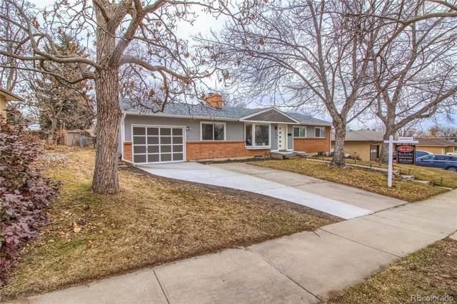 2894 S Raleigh Street, Denver, CO 80236 (MLS #3305555) :: Colorado Real Estate : The Space Agency