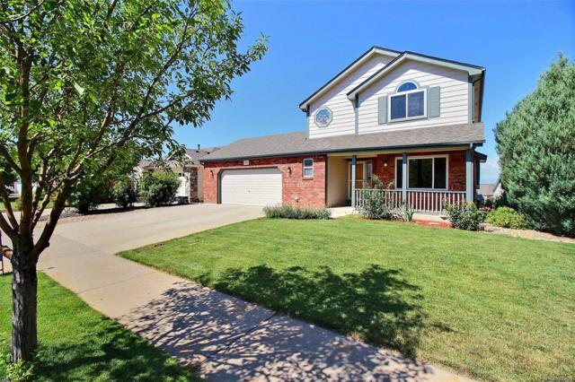 1501 61st Avenue, Greeley, CO 80634 (#3305839) :: The DeGrood Team