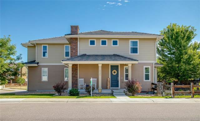 10590 Rutledge Street, Parker, CO 80134 (#3306014) :: The Galo Garrido Group