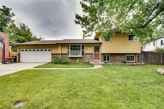 3062 S Webster Street, Denver, CO 80227 (MLS #3306318) :: 8z Real Estate
