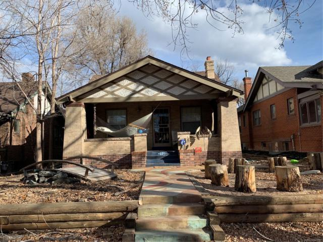 654 S Gilpin Street, Denver, CO 80209 (#3307247) :: Real Estate Professionals