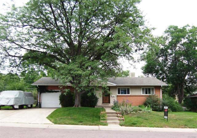 2964 S Newton Street, Denver, CO 80236 (#3307567) :: The Pete Cook Home Group