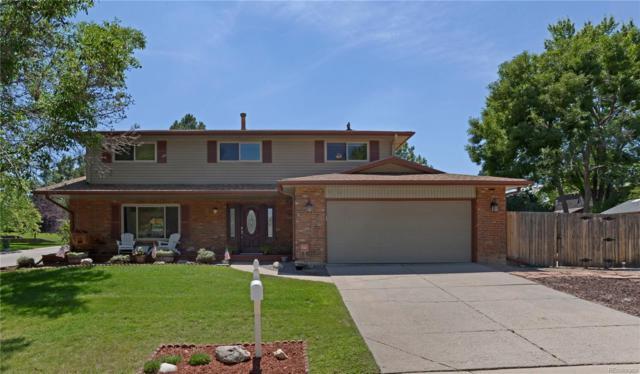 6186 W Frost Drive, Littleton, CO 80128 (#3307757) :: Ben Kinney Real Estate Team
