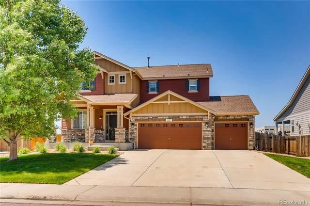 8627 Raspberry Drive, Frederick, CO 80504 (#3307800) :: iHomes Colorado