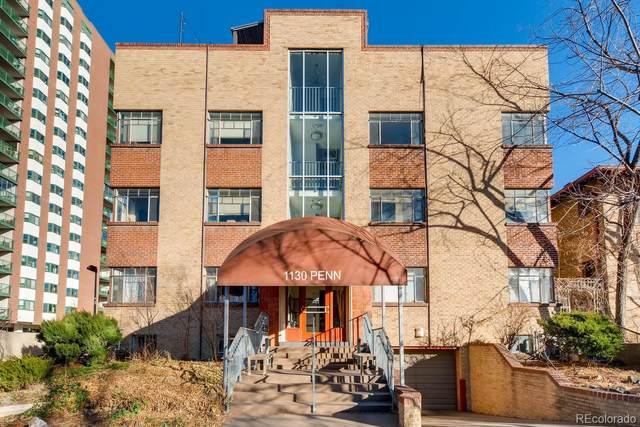1130 N Pennsylvania Street #305, Denver, CO 80203 (MLS #3307886) :: The Sam Biller Home Team