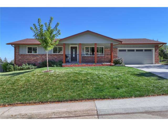 1614 S Urban Way, Lakewood, CO 80228 (#3307974) :: The Griffith Home Team