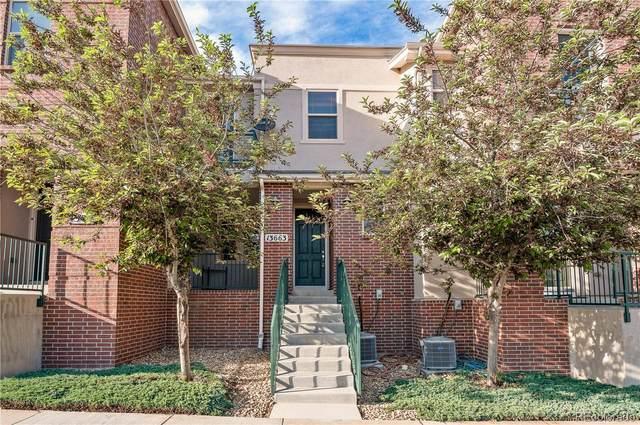 13663 E Longview Avenue, Centennial, CO 80111 (#3308658) :: Berkshire Hathaway HomeServices Innovative Real Estate