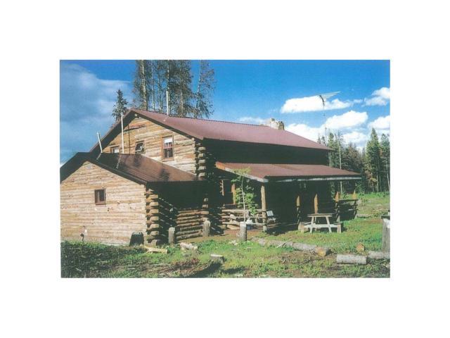0 Cr 27, Walden, CO 80480 (MLS #3308995) :: 8z Real Estate