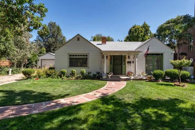 2440 S Monroe Street, Denver, CO 80210 (MLS #3309096) :: 8z Real Estate