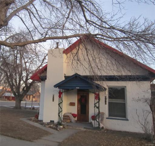 306 Dodge Street, Salida, CO 81201 (#3309161) :: 5281 Exclusive Homes Realty